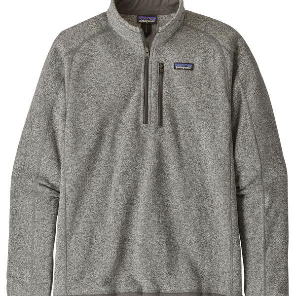 Patagonia Better Sweater 1/4 Zip Fleece Mens