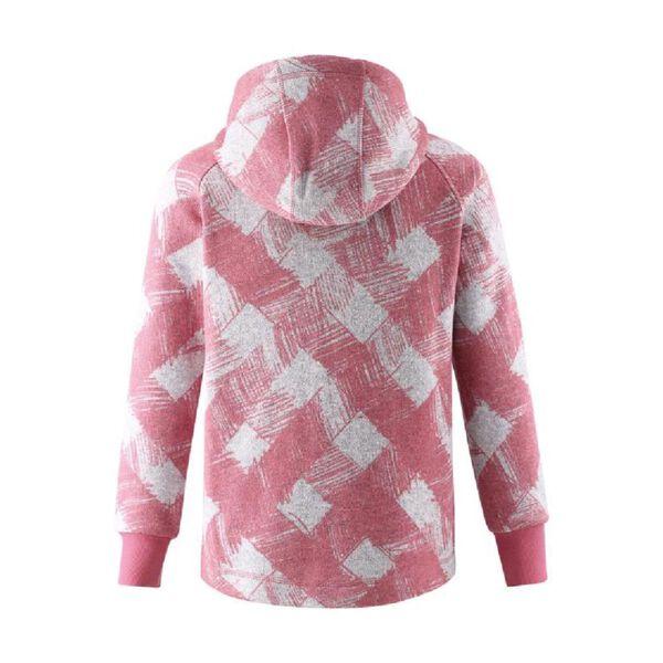 Reima Melange Knit Fleece Northern Hoodie Toddler Girls
