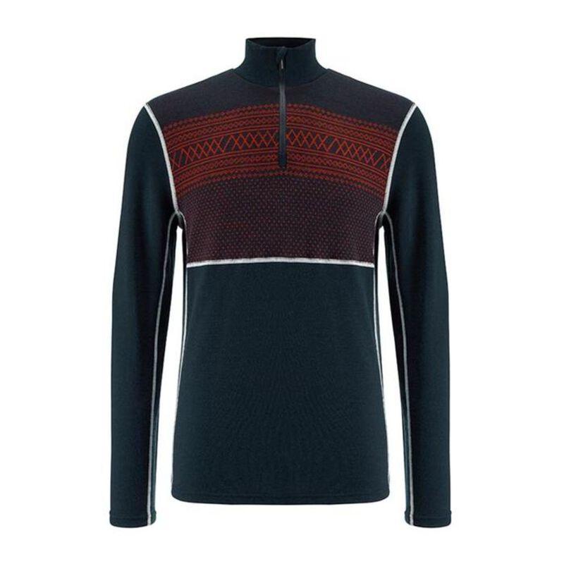 We Norwegians Setesdal Zip-Up Sweater Mens image number 0