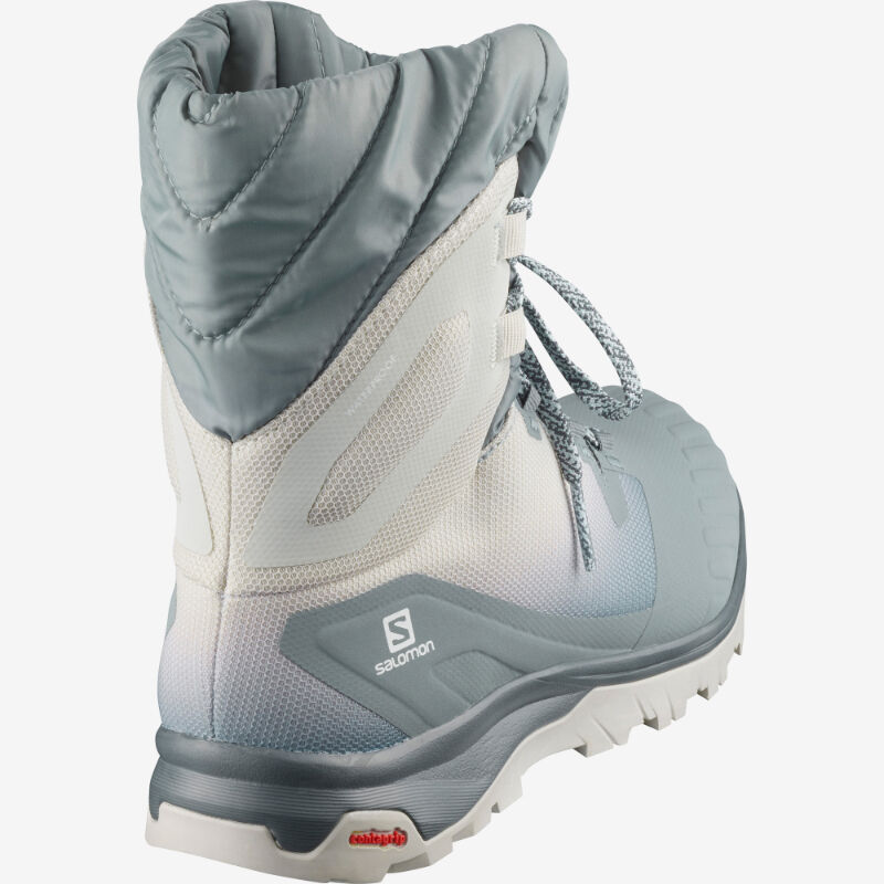 Salomon Vaya Powder Thinsulate Climasalomon Waterproof Boots Womens image number 2