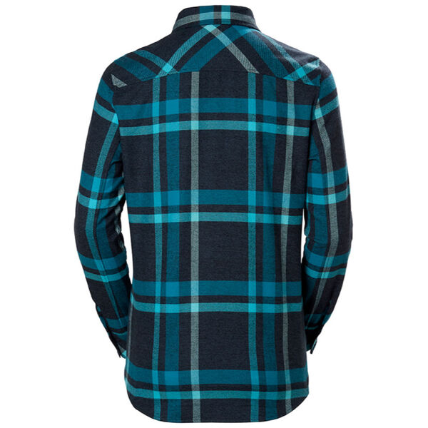 Helly Hansen Classic Check Long Sleeve Shirt Womens