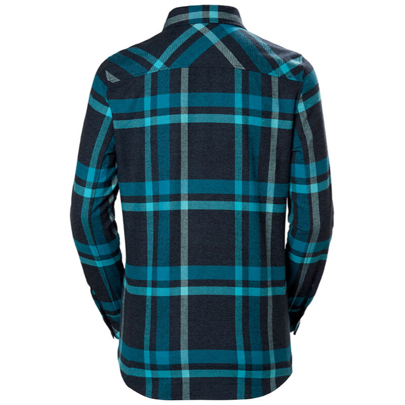 Helly Hansen Classic Check Long Sleeve Shirt - Womens image number 1