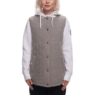686 Autumn Sweater Jacket - Womens - 18/19