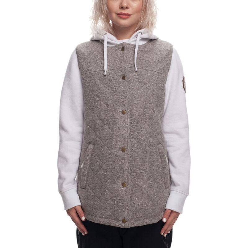 686 Autumn Sweater Jacket - Womens - 18/19 image number 0