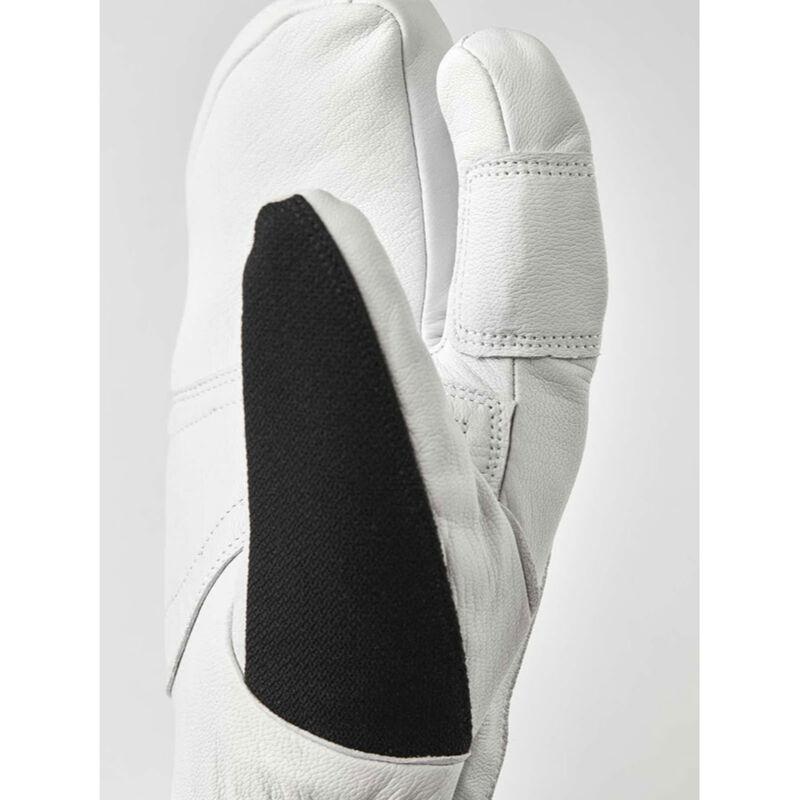 Hestra Army Leather Patrol 3-Finger Glove Mens image number 3