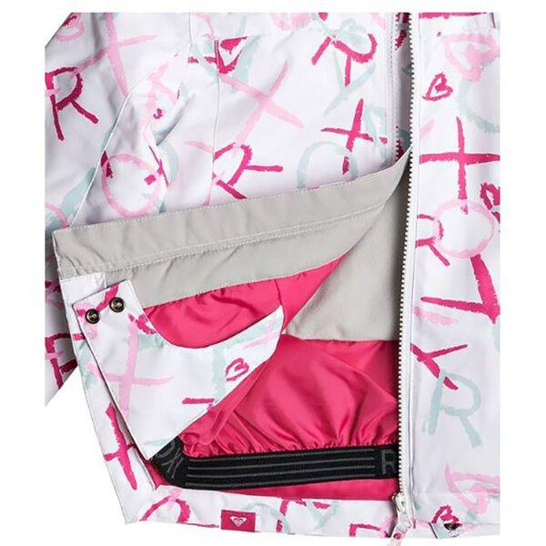 Roxy Mini Jetty Jacket Toddler Girls