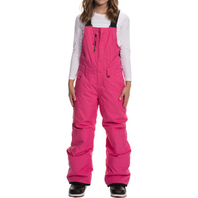 686 Sierra Insulated Bib Pants - Girls - 19/20