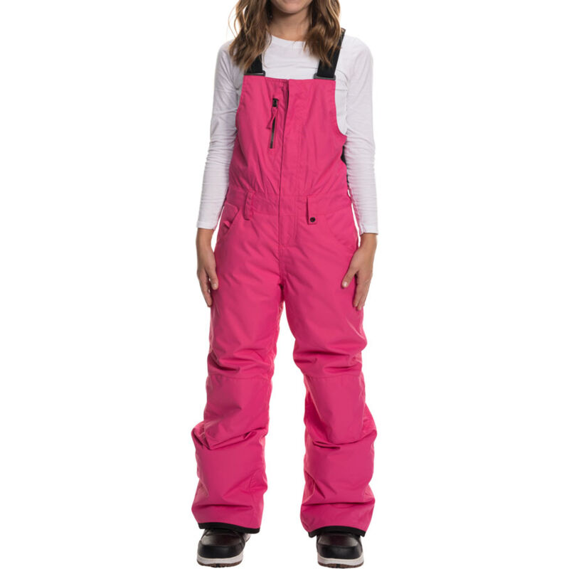 686 Sierra Insulated Bib Pants - Girls - 19/20 image number 0
