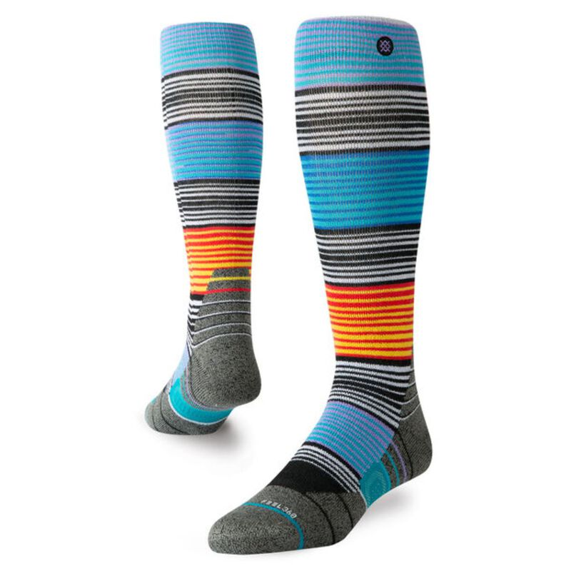 Stance Wolf Crossing Snow Performance Blend Socks - Mens image number 0
