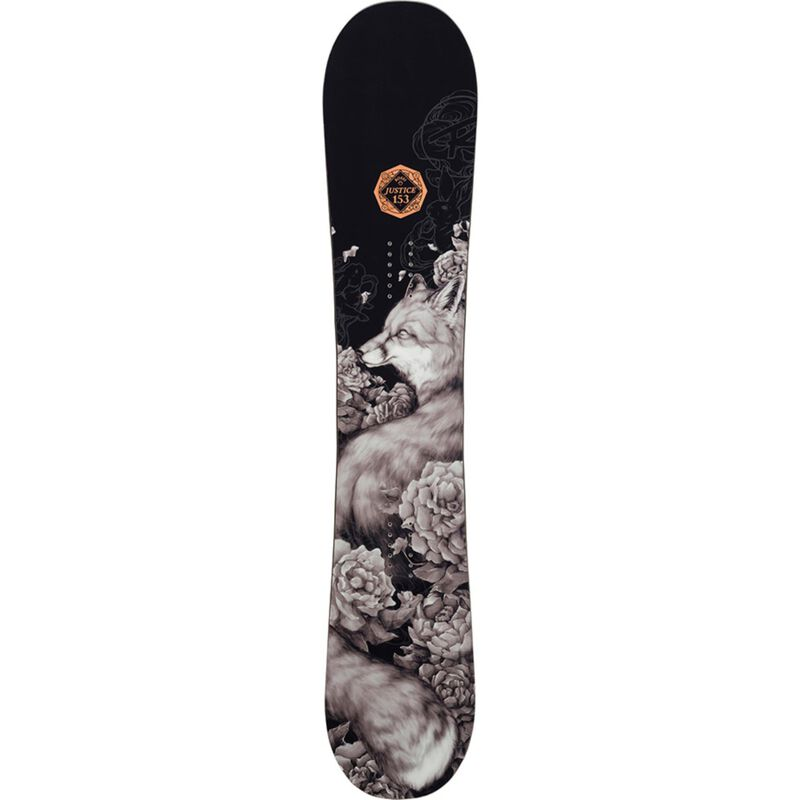 Rossignol Justice Snowboard Womens image number 0