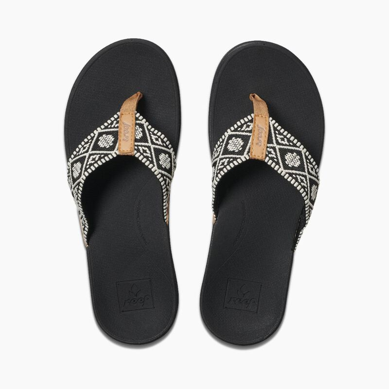 Reef Ortho-Bounce Woven Sandals Womens image number 0