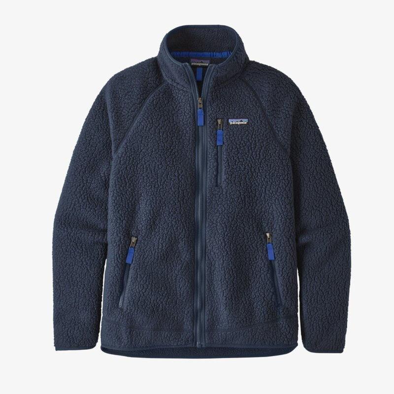 Patagonia Retro Pile Fleece Jacket Mens image number 0