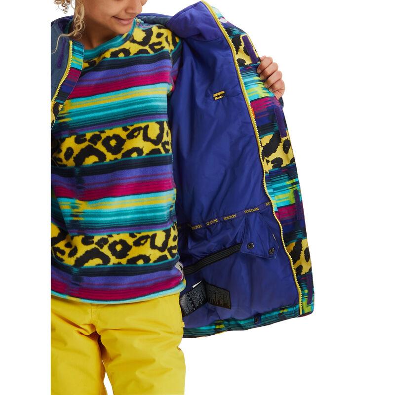 Burton Elstar Parka Jacket Girls image number 1