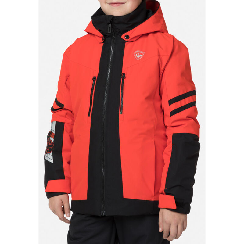 Rossignol Course Jacket - Boys - 18/19 image number 0