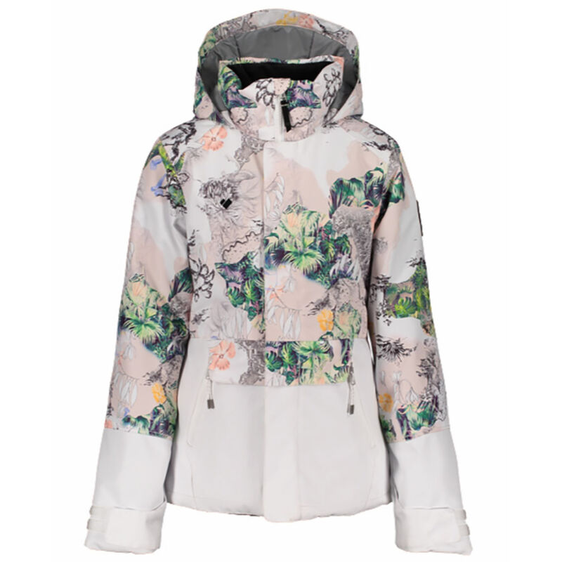 Obermeyer Taja Print Jacket - Junior Girls 20/21 image number 1