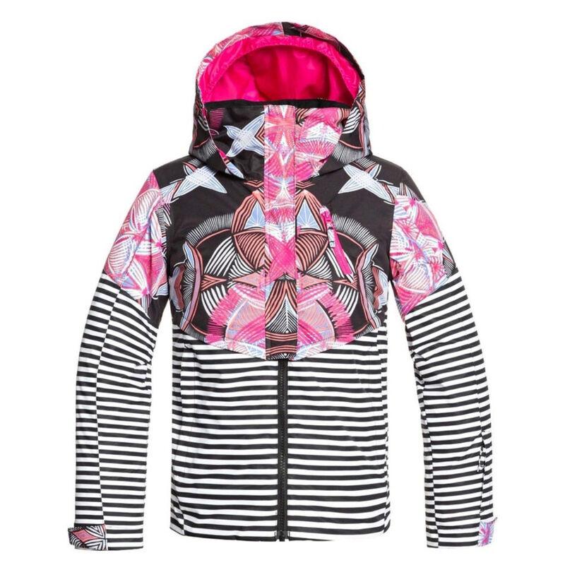 Roxy Frozen Flow Jacket - Girls - 19/20 image number 0