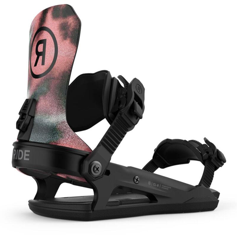 Ride CL-8 Snowboard Bindings Womens image number 0