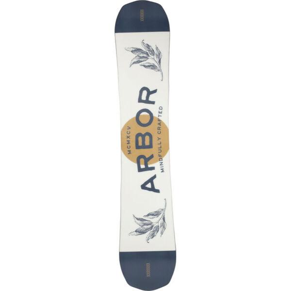 Arbor Element Rocker Snowboard Mens