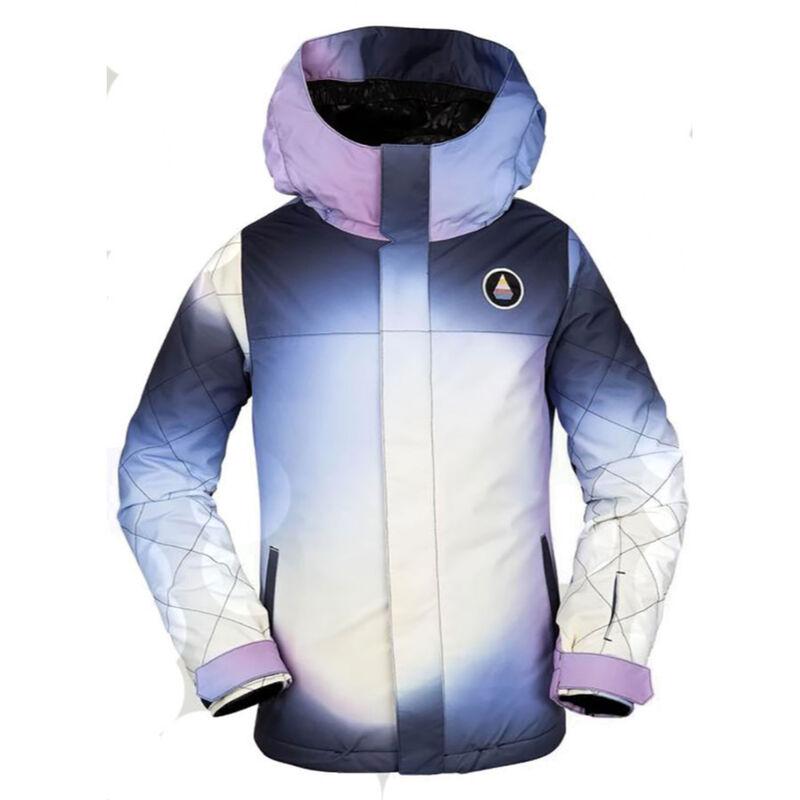 Volcom Sass'N'fras Insulated Jacket - Girls - 19/20 image number 0