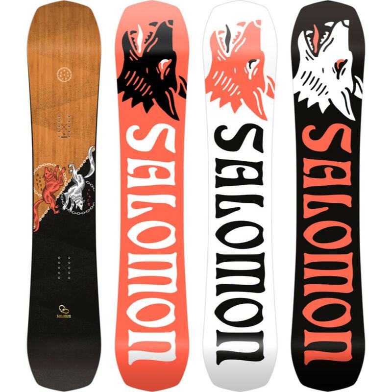 Salomon Assassin Snowboard Mens image number 0