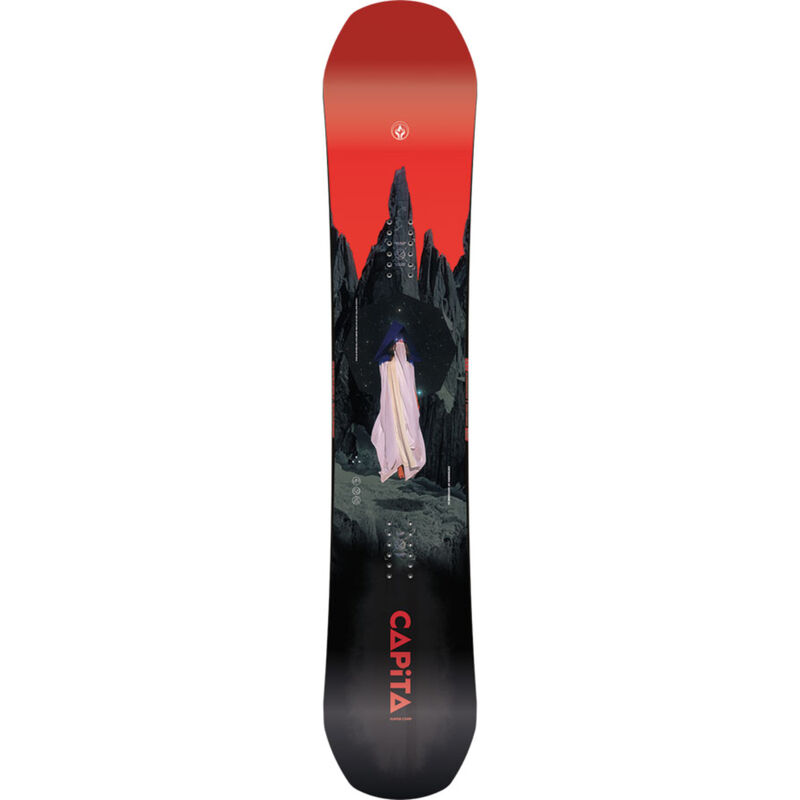 CAPiTA Defenders Of Awesome Snowboard - Mens 20/21 image number 3