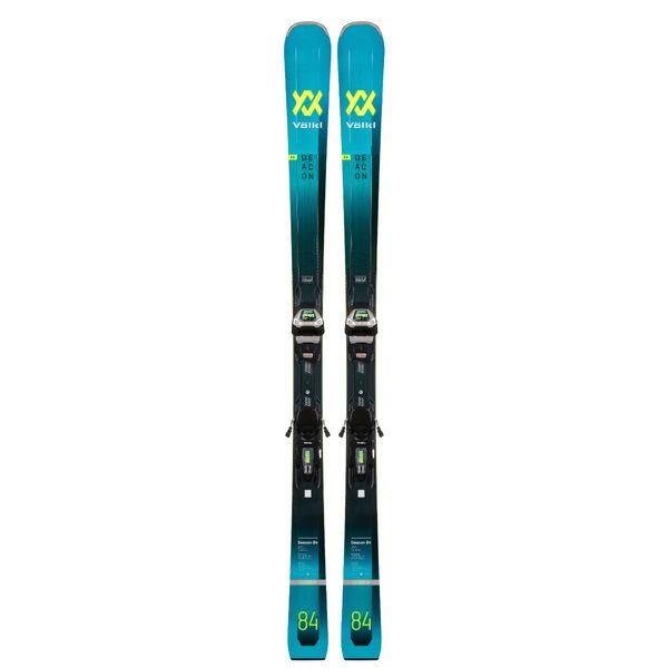 Volkl Deacon 84 Skis + Lowride XL 13.0 FR GW Bindings