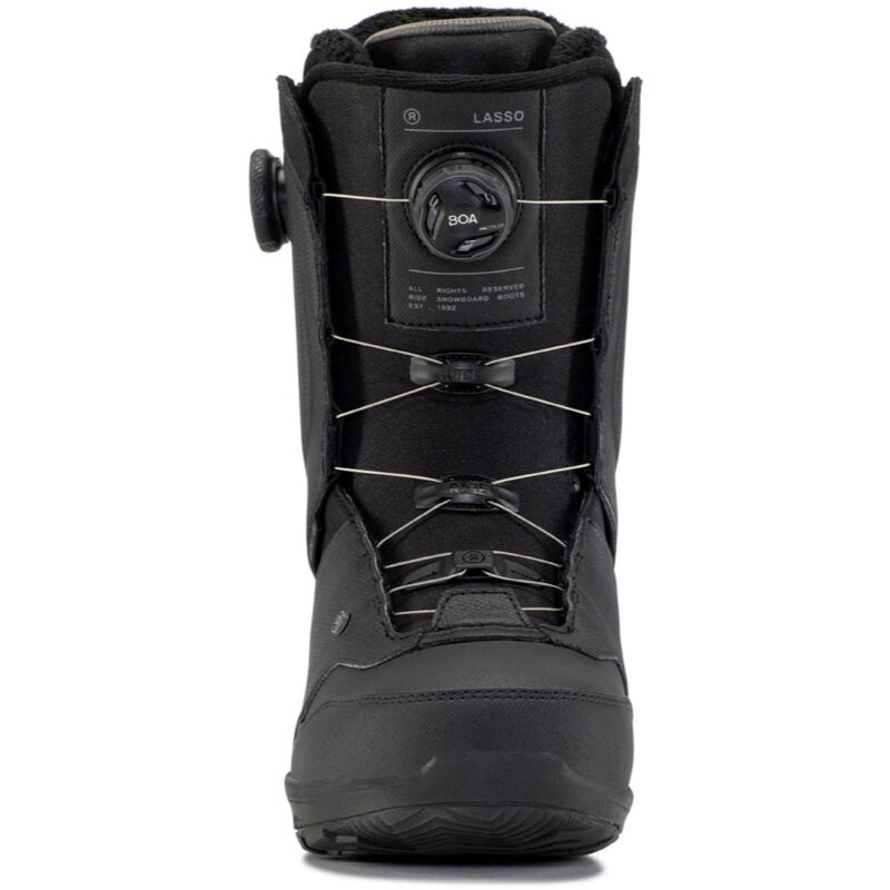 Ride Lasso Boa Snowboard Boots - Mens 20/21 image number 2