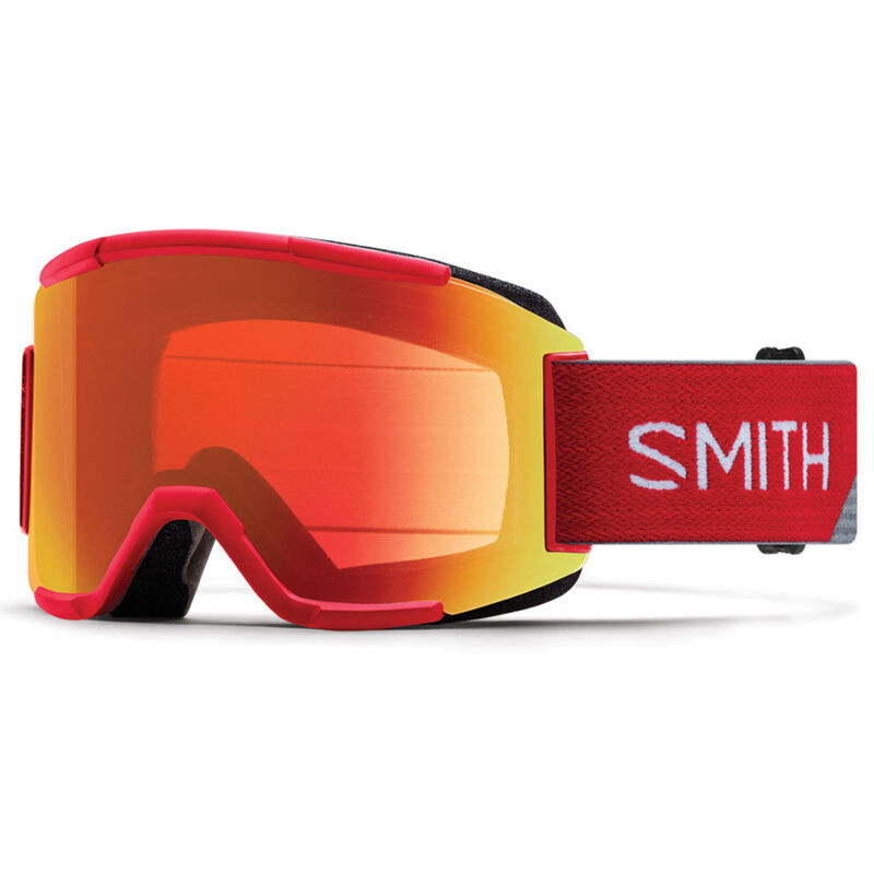 Smith Squad Goggles - Chromapop Everyday Red Mirror Lens image number 0
