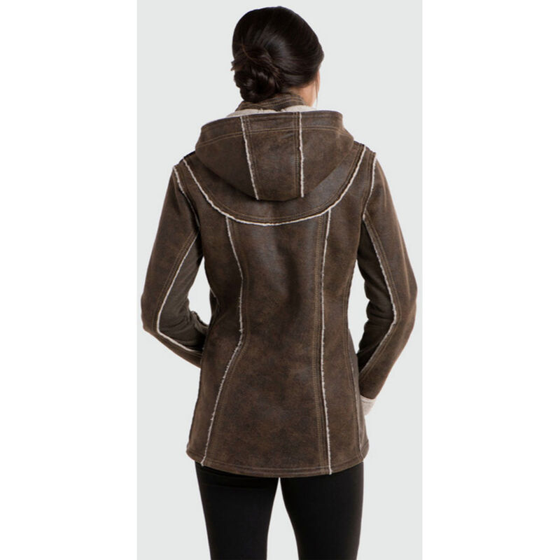 Kuhl Dani Sherpa Jacket Womens image number 2