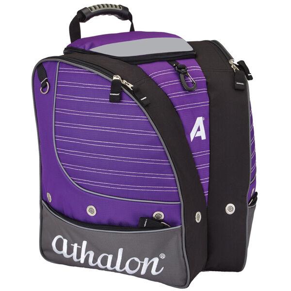Athalon Tri-Athalon Boot Bag Purple/Gray
