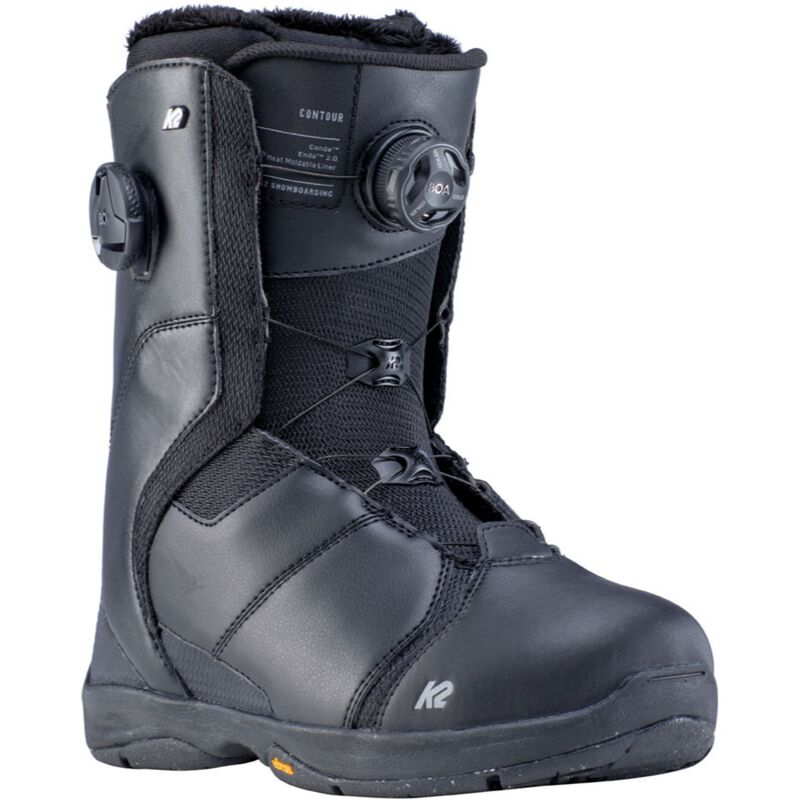 K2 Contour Snowboard Boots Womens image number 1