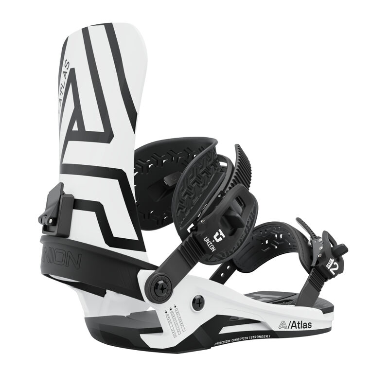 Union Atlas Snowboard Bindings image number 1