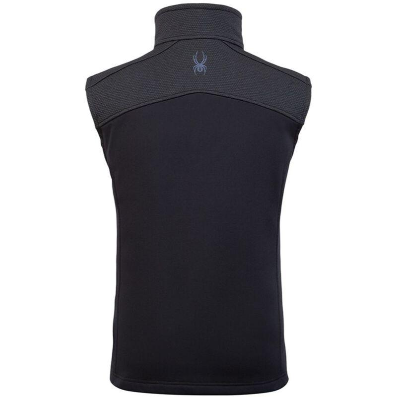 Spyder Encore Fleece Vest - Mens 20/21 image number 1