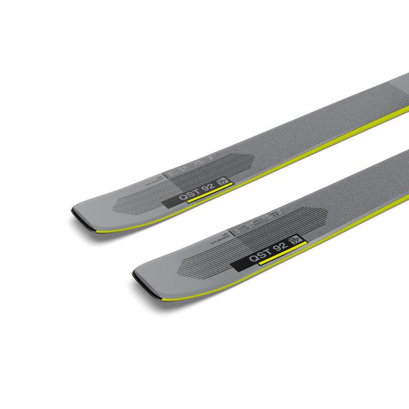 Salomon QST 92 Skis image number 3