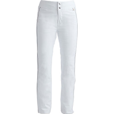 Nils New Dominique Special Edition White Pant - Womens - 18/19