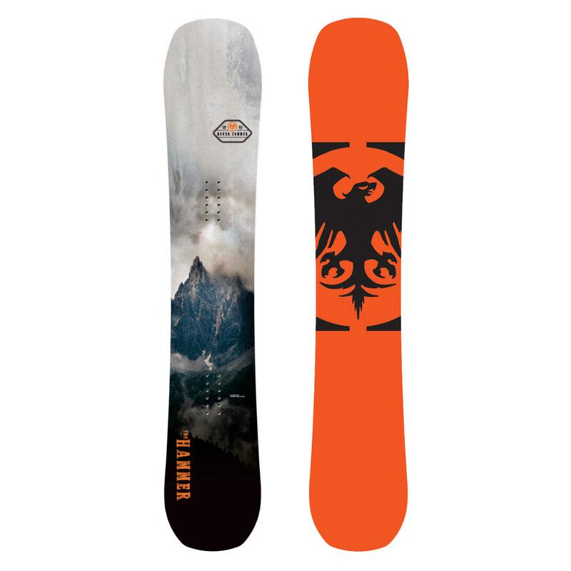 Never Summer Hammer Snowboard image number 0