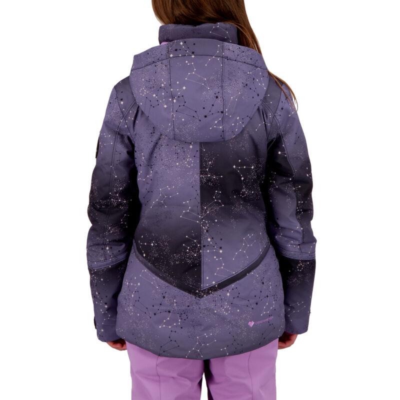 Obermeyer Taja Print Jacket Girls image number 1
