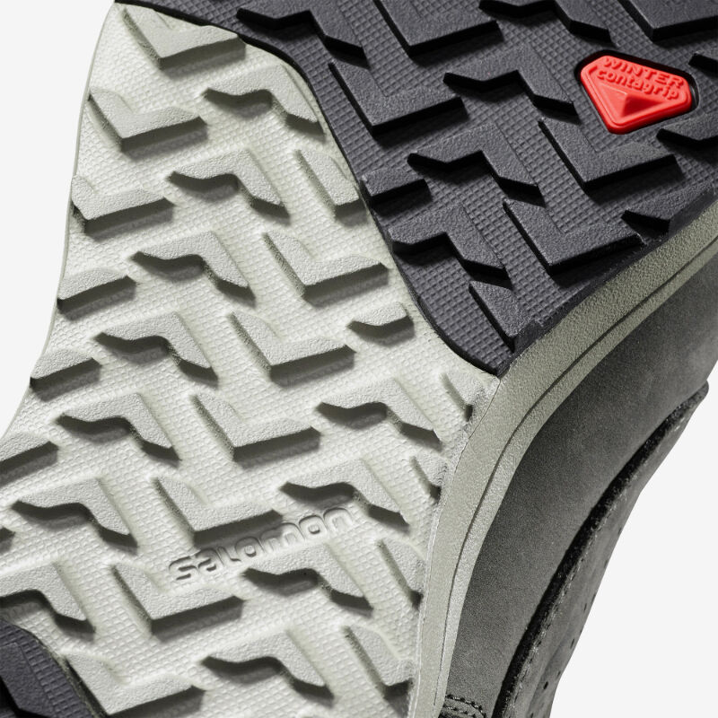 Salomon Utility Winter Climasalomon™ Waterproof Boot Mens image number 2