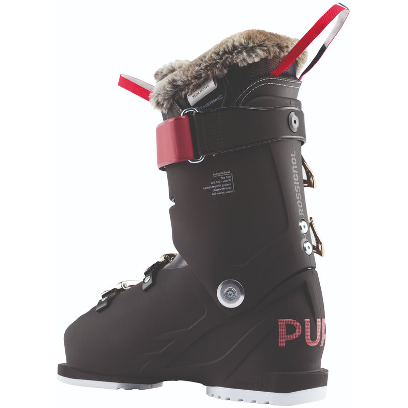 Rossignol Pure Pro Heat Ski Boots Womens image number 1