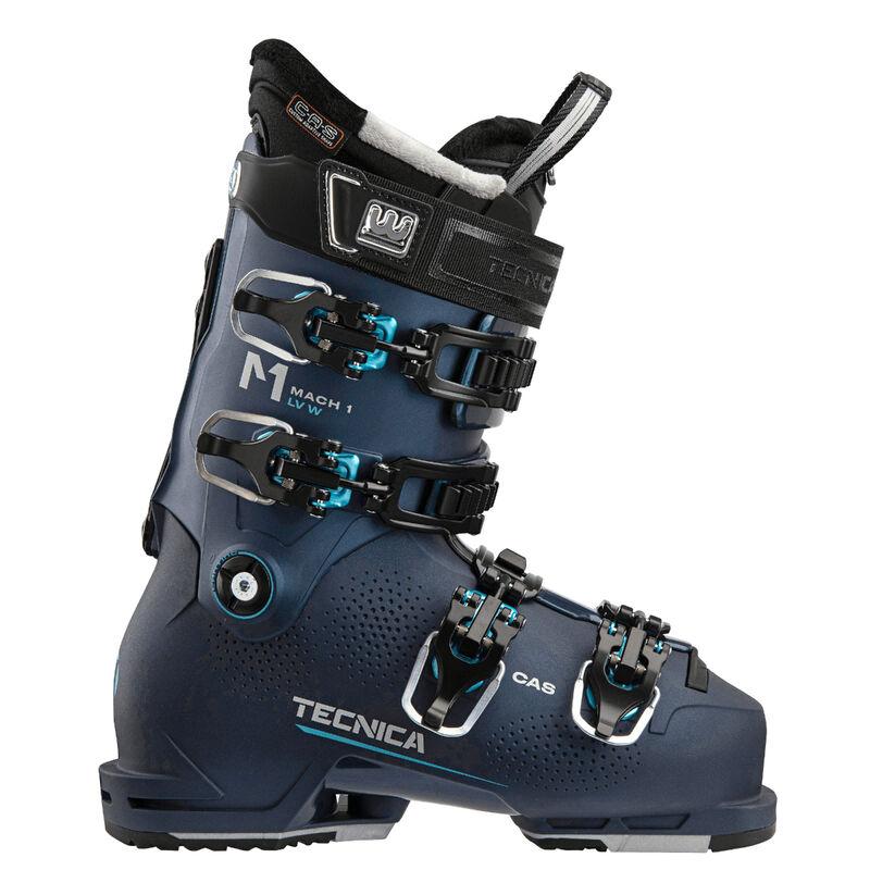 Tecnica Mach1 LV 105 Ski Boot Womens image number 0