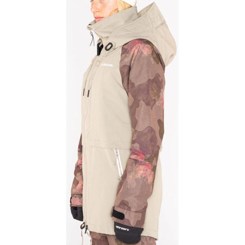Armada Gypsum Shell Jacket Womens image number 2