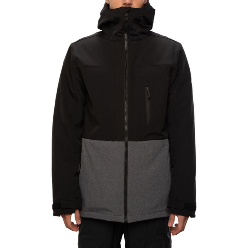 686 SMARTY 3-in-1 Phase Softshell Jacket - Mens 20/21 image number 0