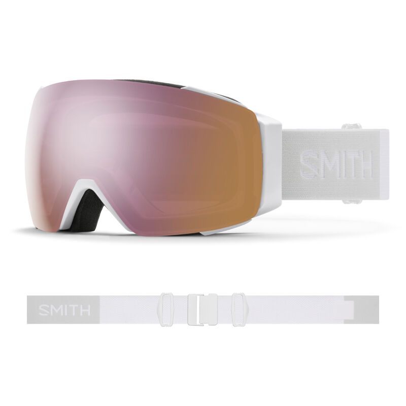Smith I/O MAG Goggles + Everyday Rose Lens image number 0