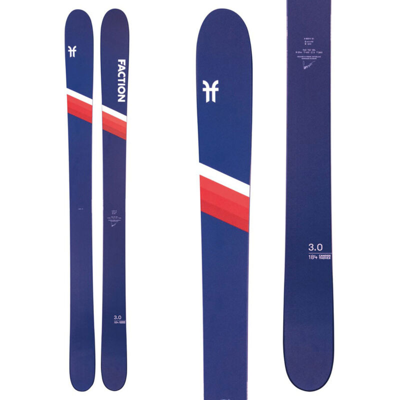 Faction Candide 3.0 Skis - Mens 20/21 image number 0
