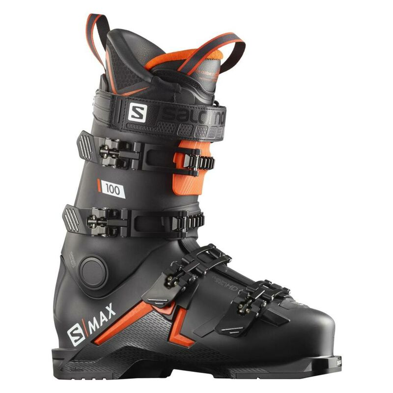 Salomon S Max 100 Ski Boots Mens image number 0