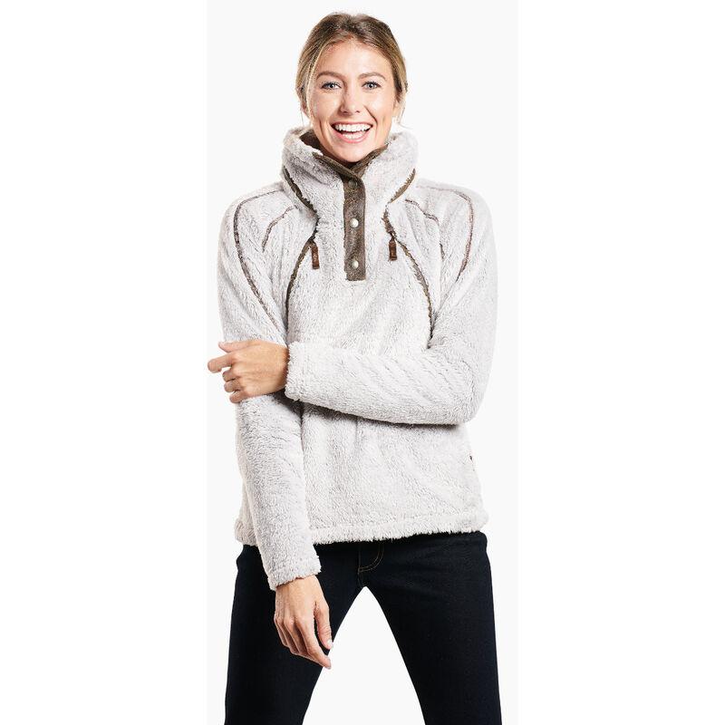 Kuhl Flight Pullover Fleece - Womens image number 0