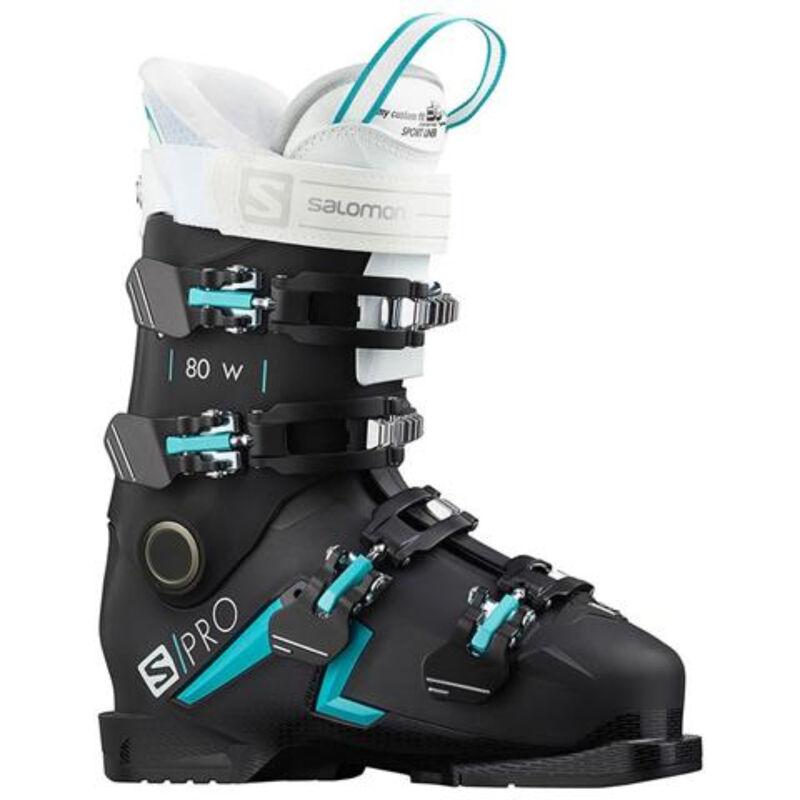 Salomon S/PRO X80 Ski Boots - Womens 19/20 image number 0