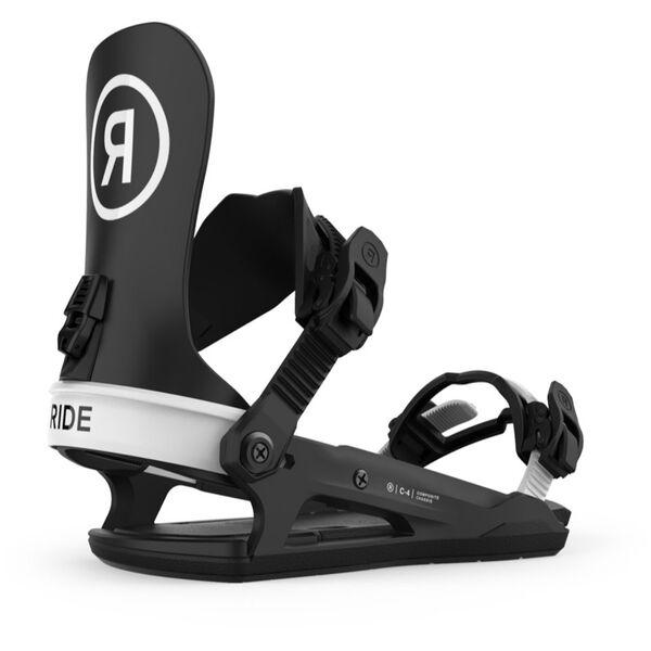 Ride C-4 Snowboard Bindings Mens