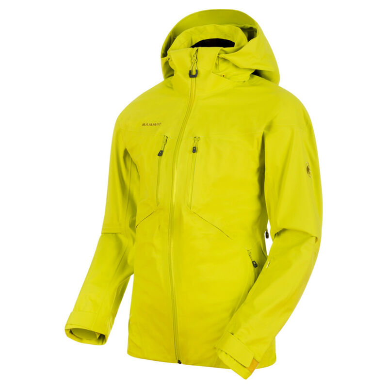 Mammut Stoney Hardshell Jacket - Mens - 18/19 image number 0