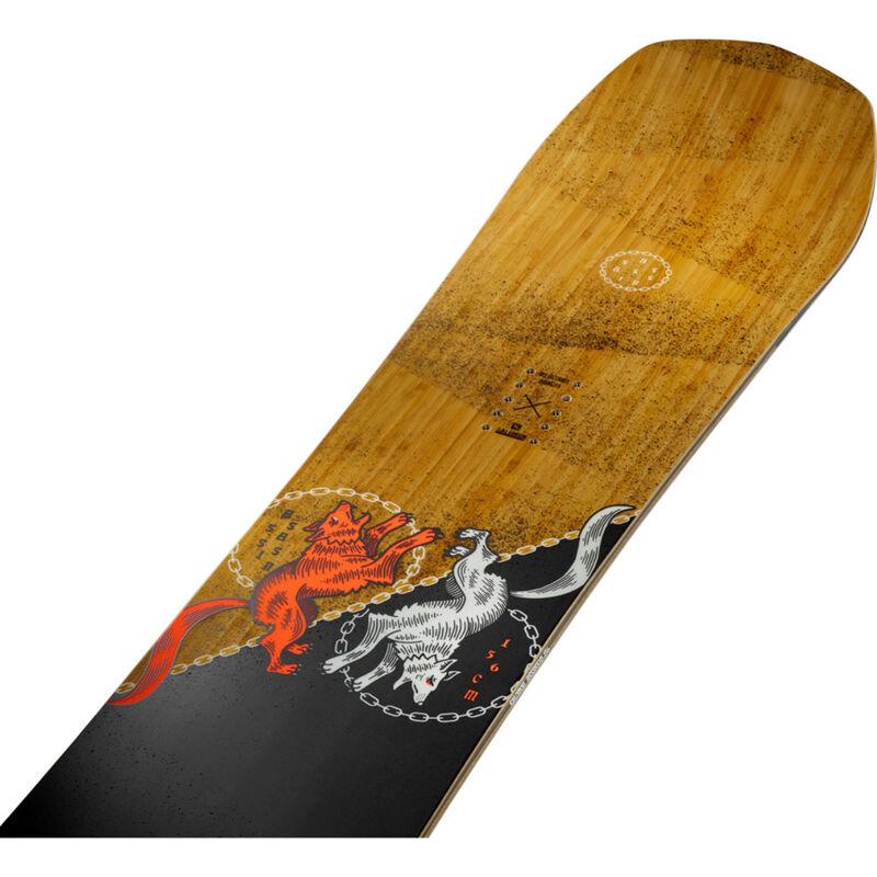 Salomon Assassin Snowboard Mens image number 1